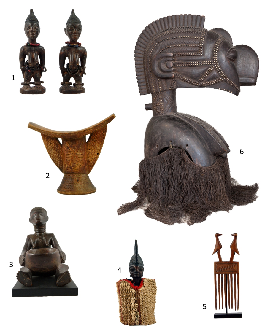 african objects