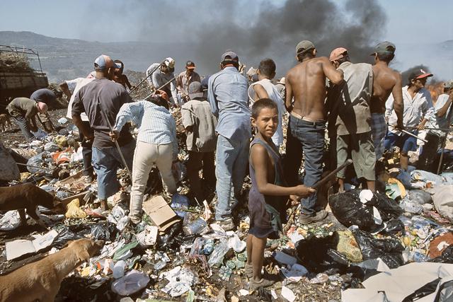 Garbage Dump, León, Nicaragua