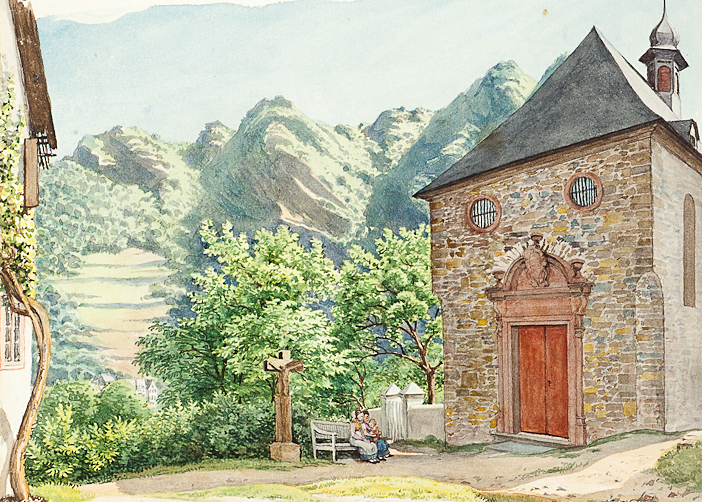 From The Collection Watercolor Paintings Mead Musings
