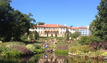 The Philbrook Museum of Art in Tulsa, Oklahoma