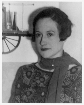 Suzanne Duchamp, ca. 1924. Photograph by Man Ray. The Museum of Fine Arts, Houston, Gift of William and Virginia Camfield. © 2005 Man Ray Trust/Artists Rights Society (ARS