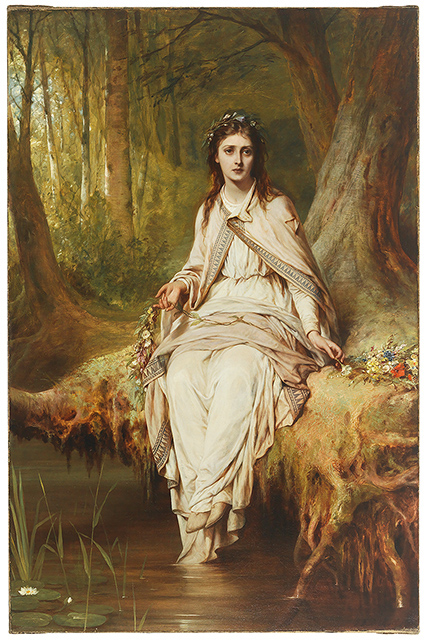 What Means Your Lordship? Ophelia on View at the Mead ...